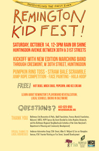 RemingtonKidFest Details